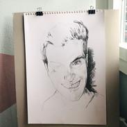 Paul- Portrait of a Funny Man/ Porträt eines lustigen Mannes