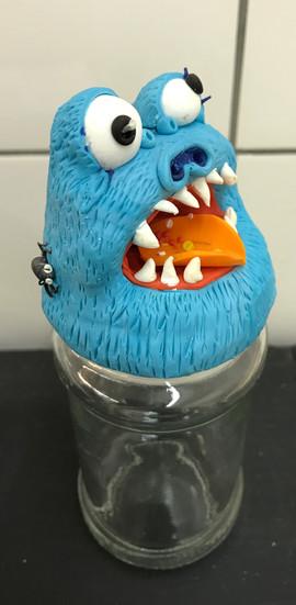 Fimo Monster!