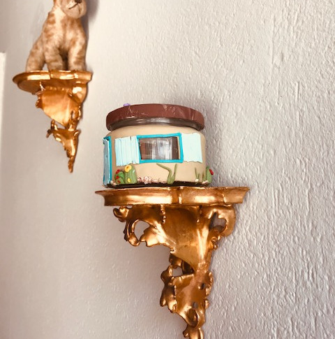 Family heirlooms and handmade treasures