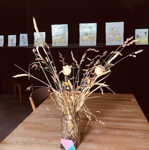 ARThaus Huber gallery space