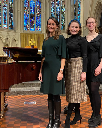 Solo Concert at St. George's Beckenham