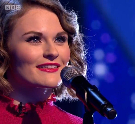 Soloist on All Together Now for BBC One.