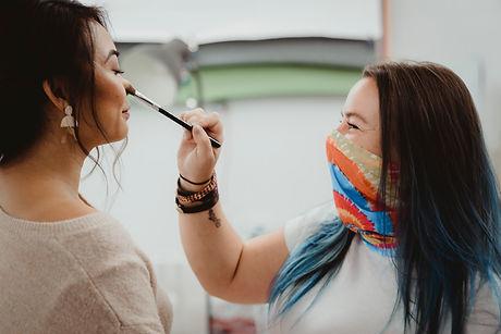 Elisha Raby, Makeup Atist, Burlington Ontario