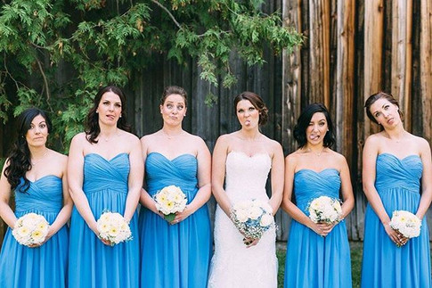 Love that they still look incredibly beautiful! Loved having these ladies as my canvas!!!! _noellesnow__ _katelynzwierschke _kaitbarnard _co