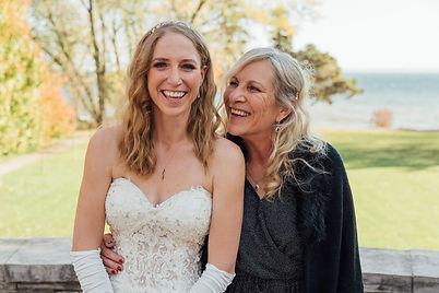 Wedding, Bride, Makeup, Mom, Makeup by Elisha