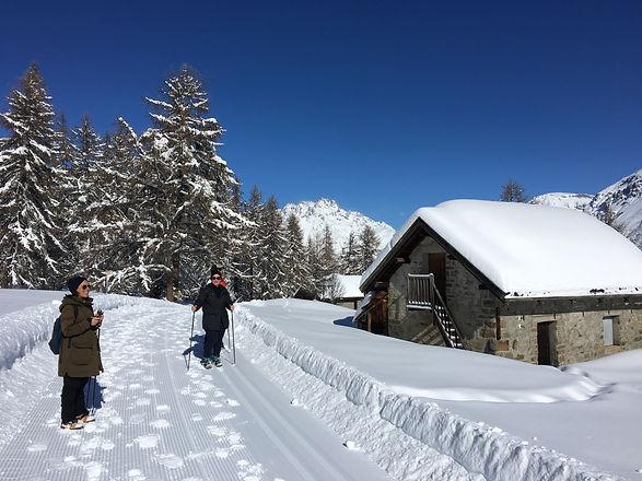 Marche-nordique-hiver-tournoux-Puy-Saint-Vincent