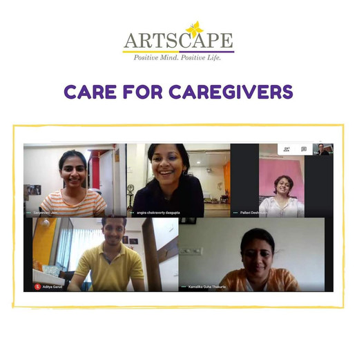 Programme Care for Care givers for Artscape