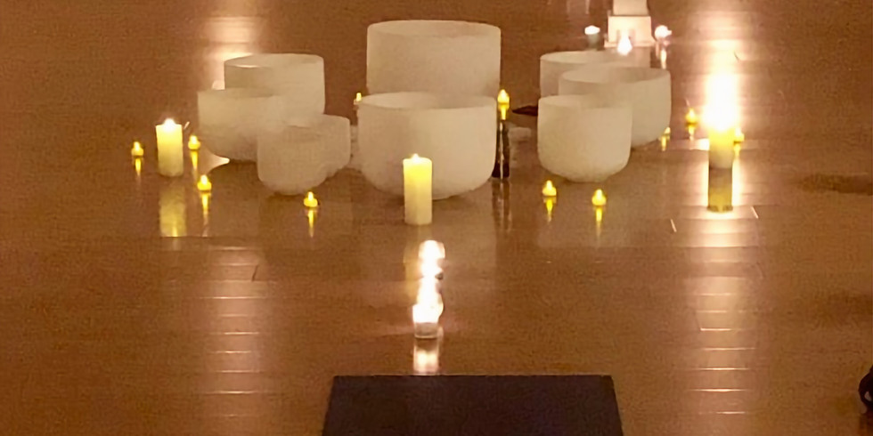 Candlelight Yoga  & Sound  Bath