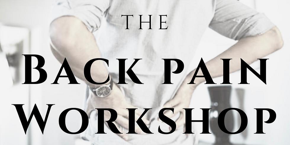 The Back Pain Workshop