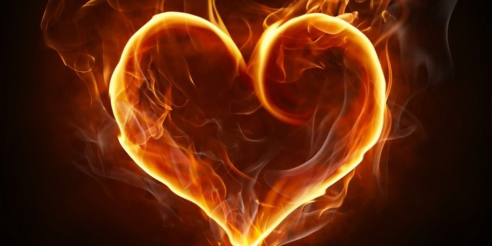Bealtaine - Surrender to the fire of the heart