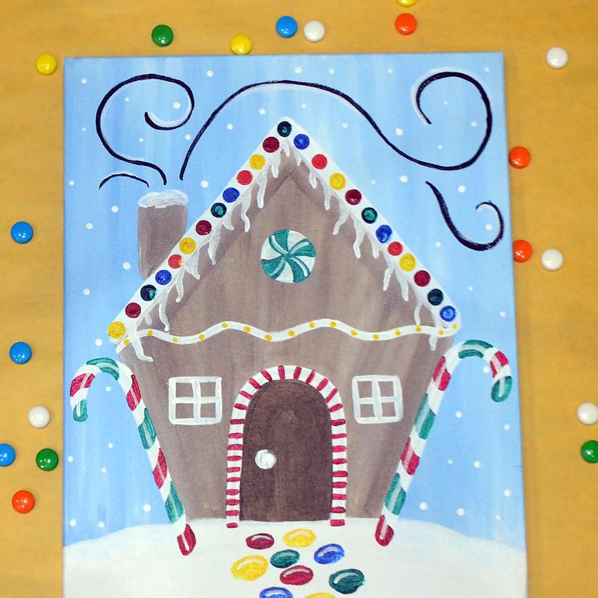 December Home School Paint Class