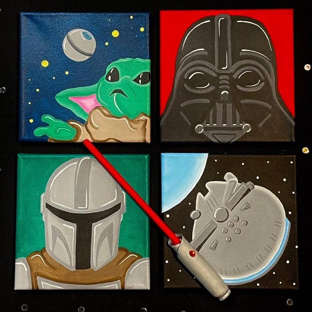 Summer Camp: Star Wars
