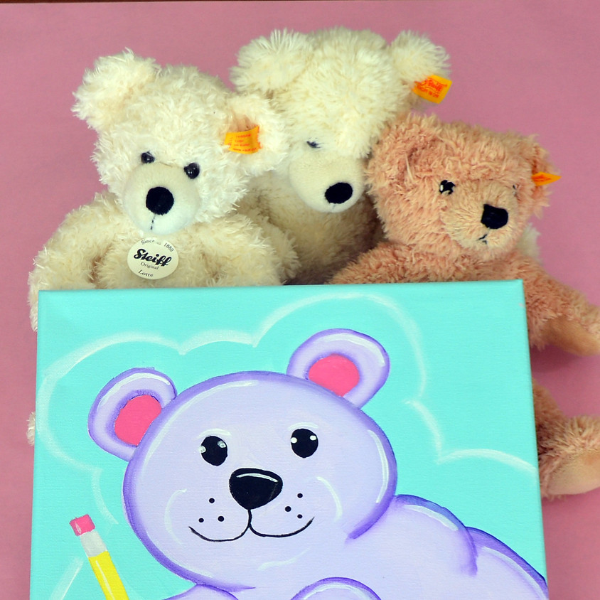 Ted the Grade School Bear