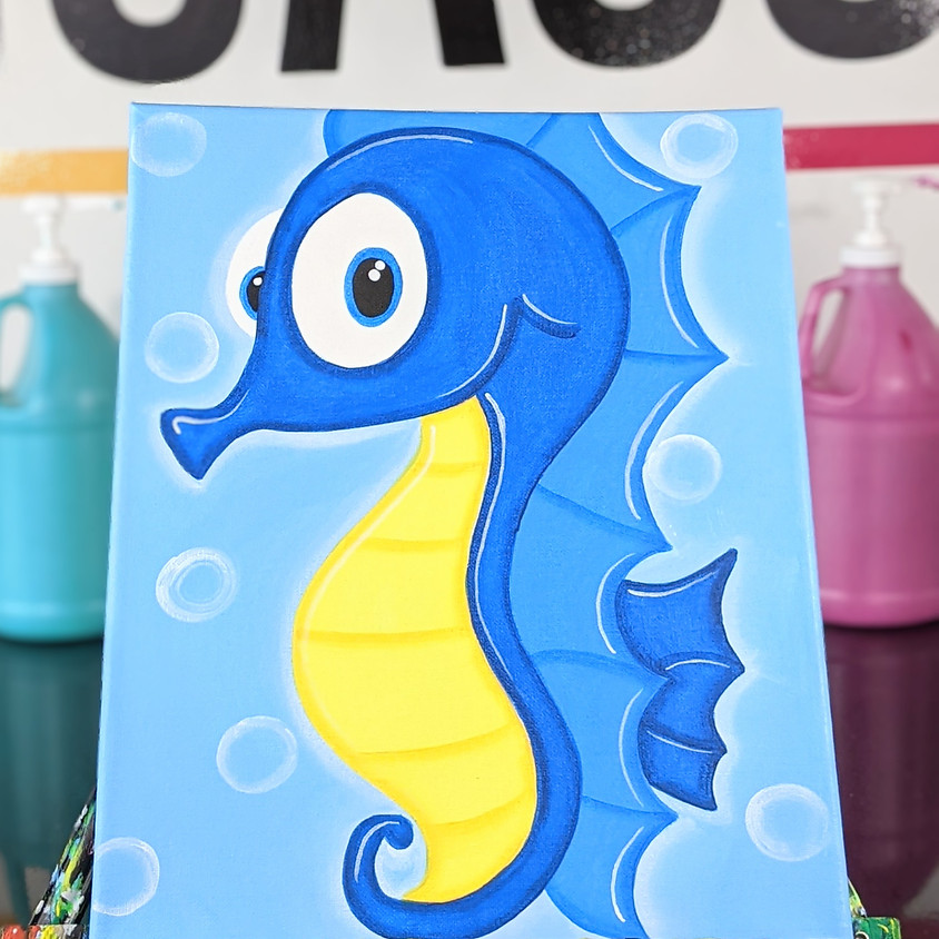 Sid the Seahorse