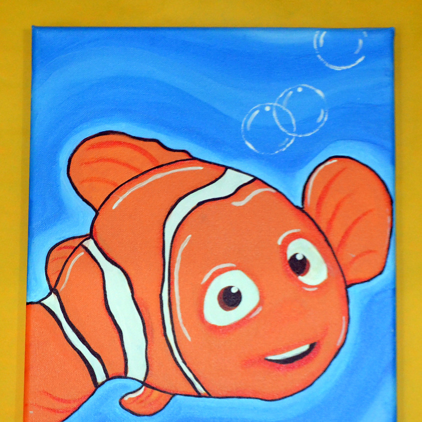 Curious Fishy