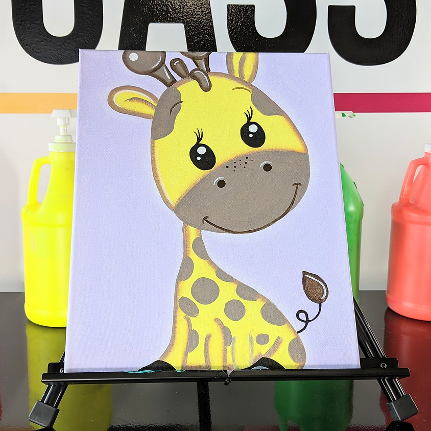 Geoff the Giraffe