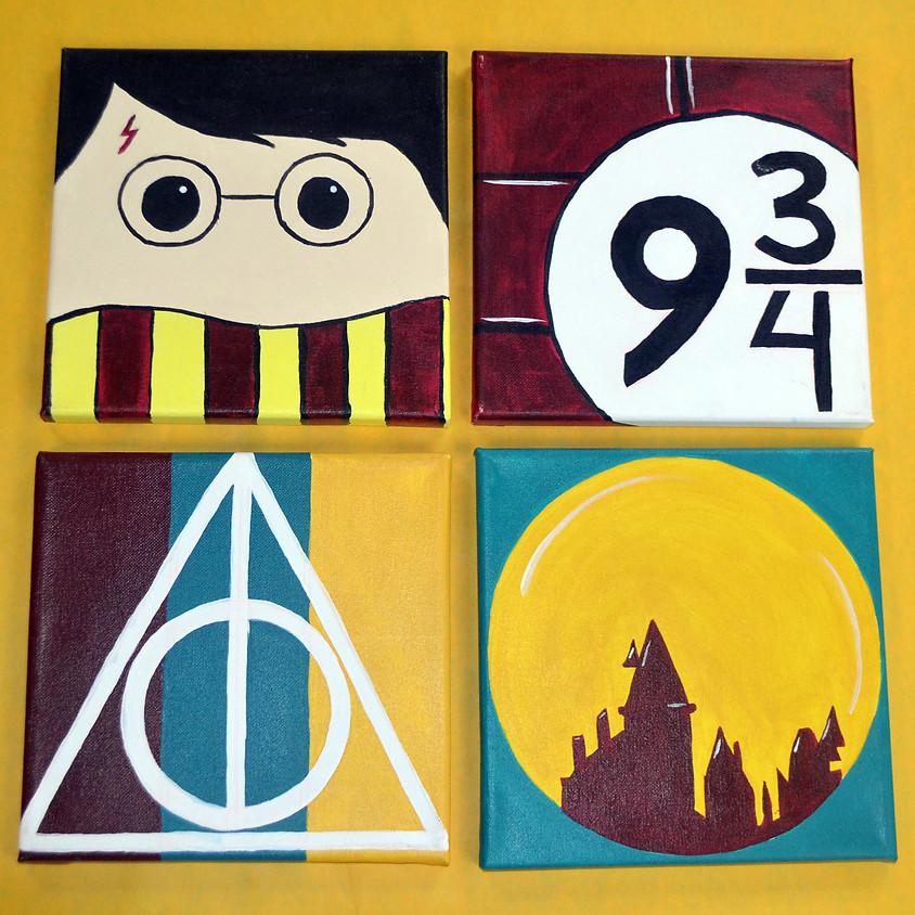 FAMILY CLASS: Potterheads
