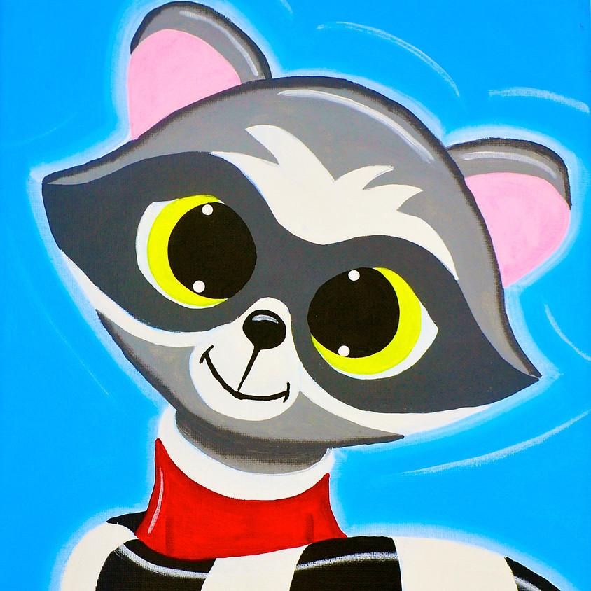 Riley Raccoon