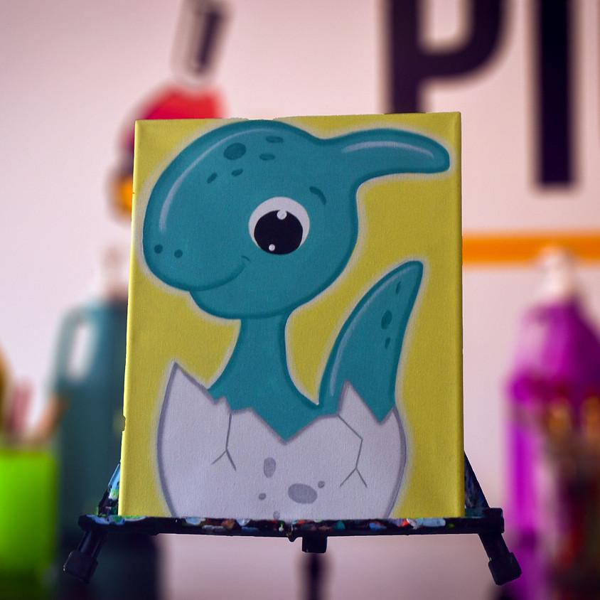 Dean-O the Dino