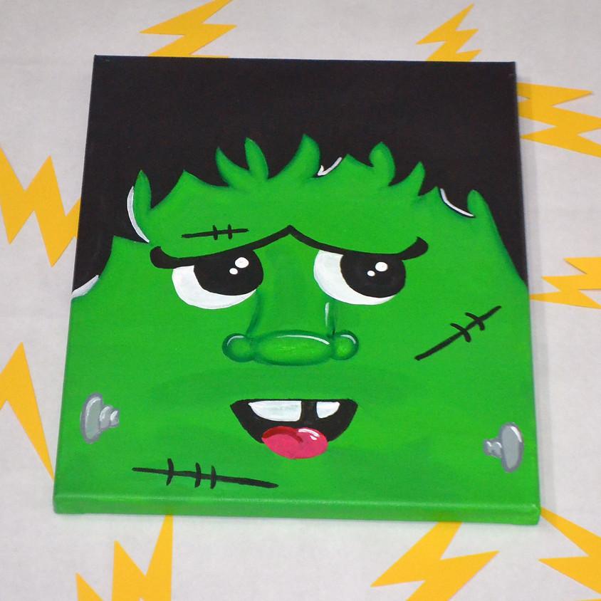 Frankie the Monster