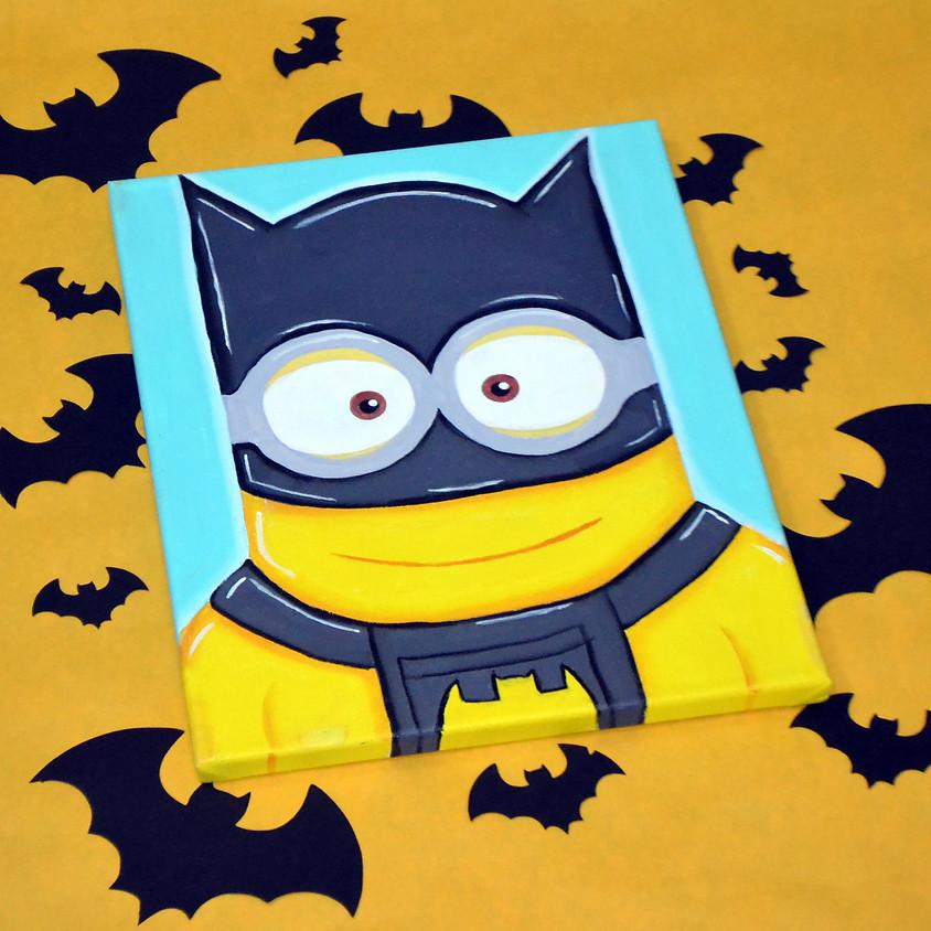 Brucey the Bat-Minion