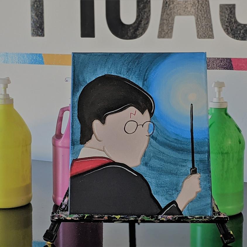 Birthday Boy Wizard