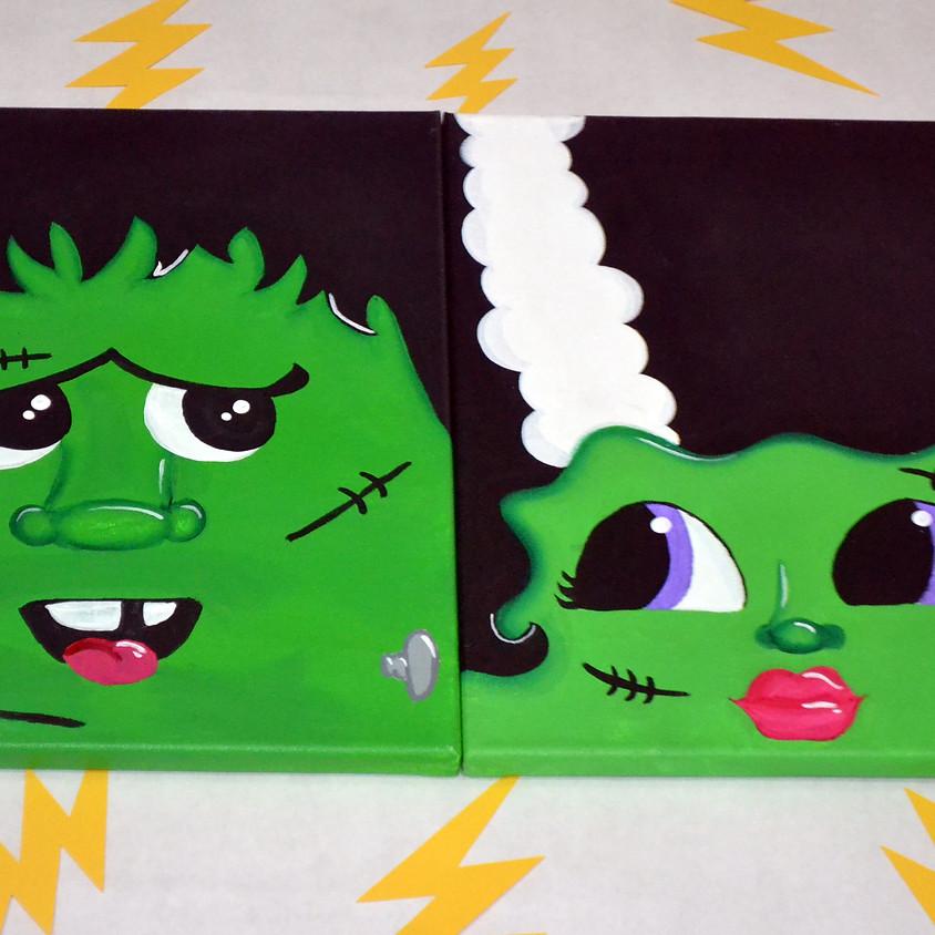 Meet Frankenstein's Monsters Date Night