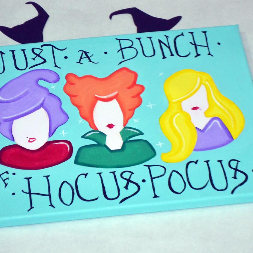 Hocus Pocus for the Kids!