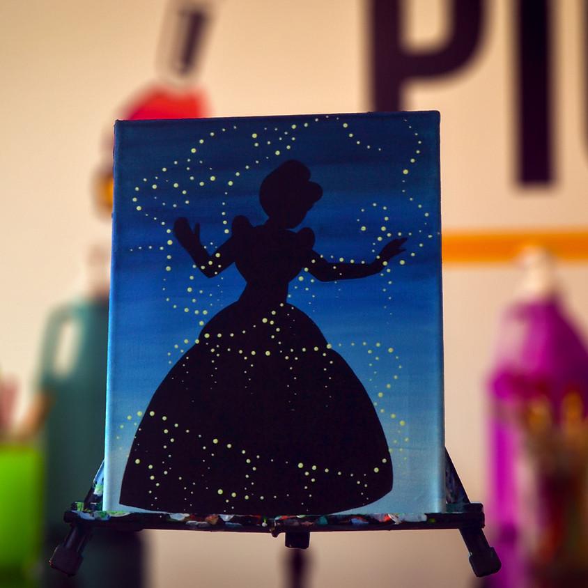 BLACKLIGHT CLASS: Pirouetting Princess
