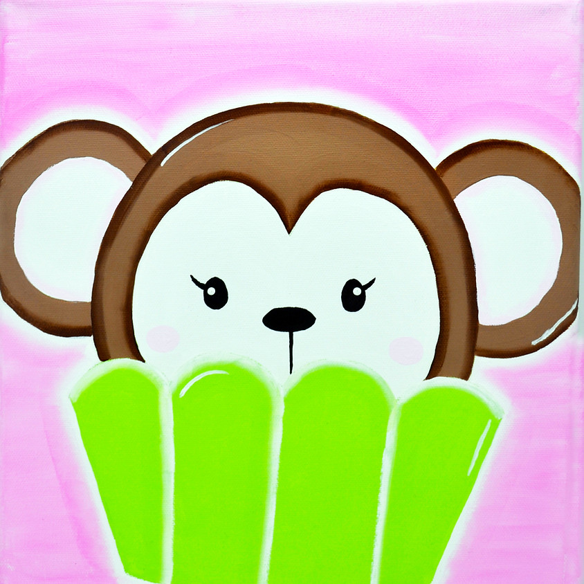 Cupcake Monkey (TEST ONLY)