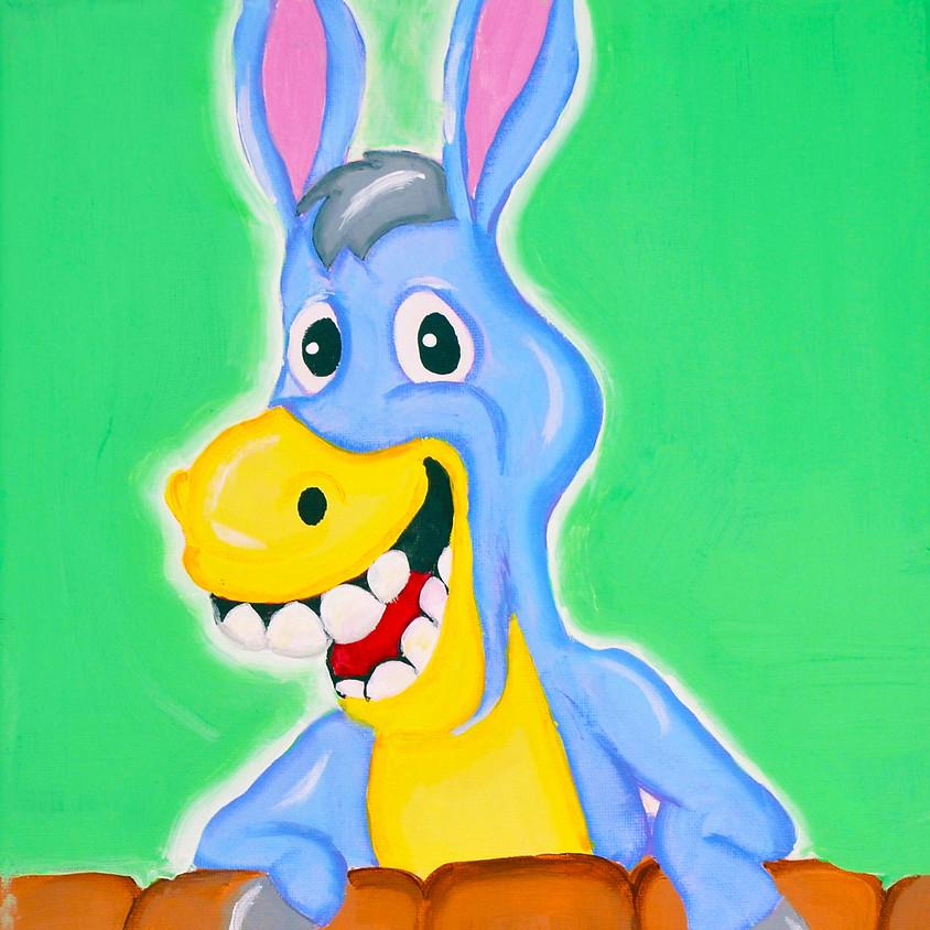 Donnie Donkey