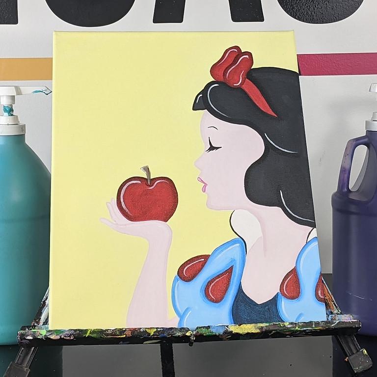 The Princess & The Apple