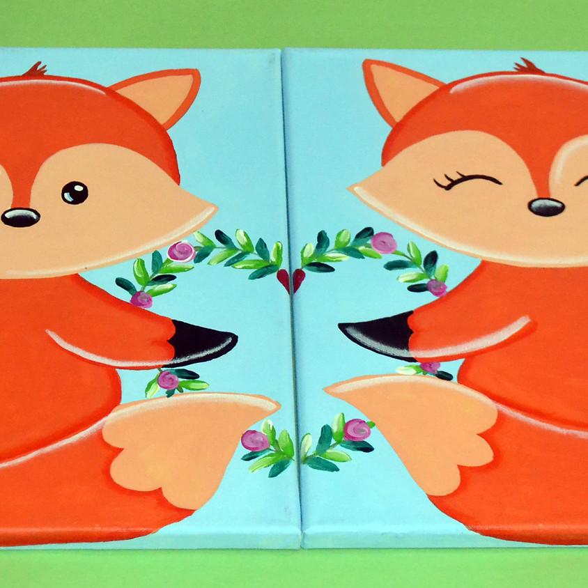 Foxy Friends- DATE NIGHT