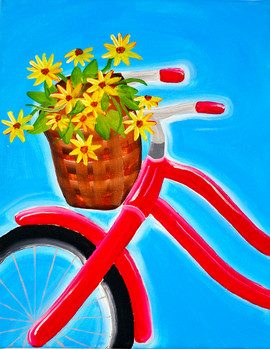 Little Red Bicycle.jpg