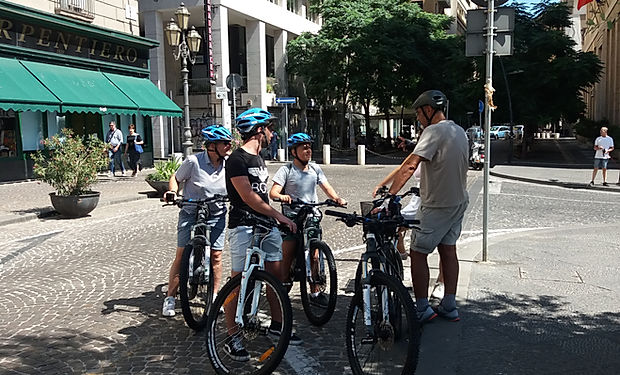 Bike tours with guided customized by ire