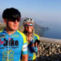 Bike tour Vesuvio e Pompei, con irentbik
