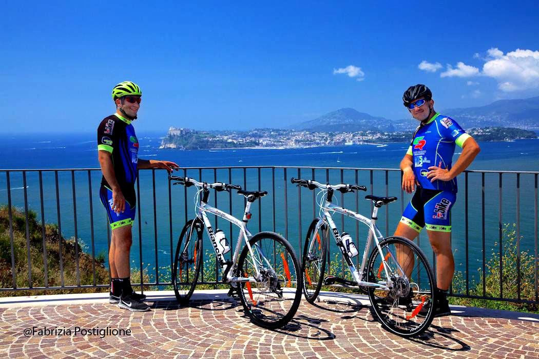 Bike tour Campi Flegrei