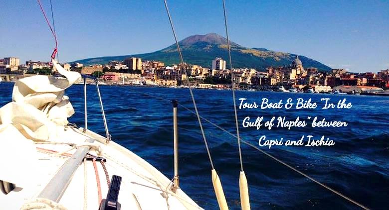 Boat & Bike in the gulf Naples_