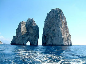 Bike tour Boat&Bike in barca a vela tra Capri e Ischia