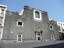 Route, Bike tours Naples Shortly, visit the Santa Chiara church, to the New Jesus, Cathedral of Naples, Sansevero Chapel, The Royal Palace, by irentbike.com