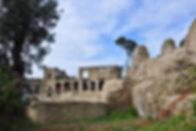 Posillipo, Parco Virgiliano con vista su Capri, Sorrento, Nisida e Campi Flegrei, by irentbike.it