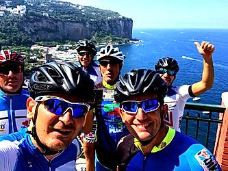 One day tours Sorrentina and Amalfi coast, with irentbike.com