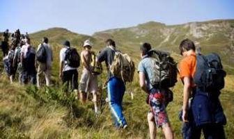 trekking a fetillo la via silente by ire
