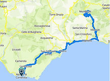 Cilento_Bike_tour_Barca a vela_ Grotte di Bussento, by irentbike.it