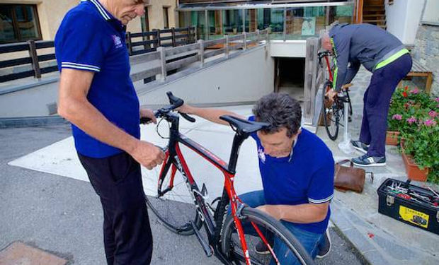 technical assistance for bikes