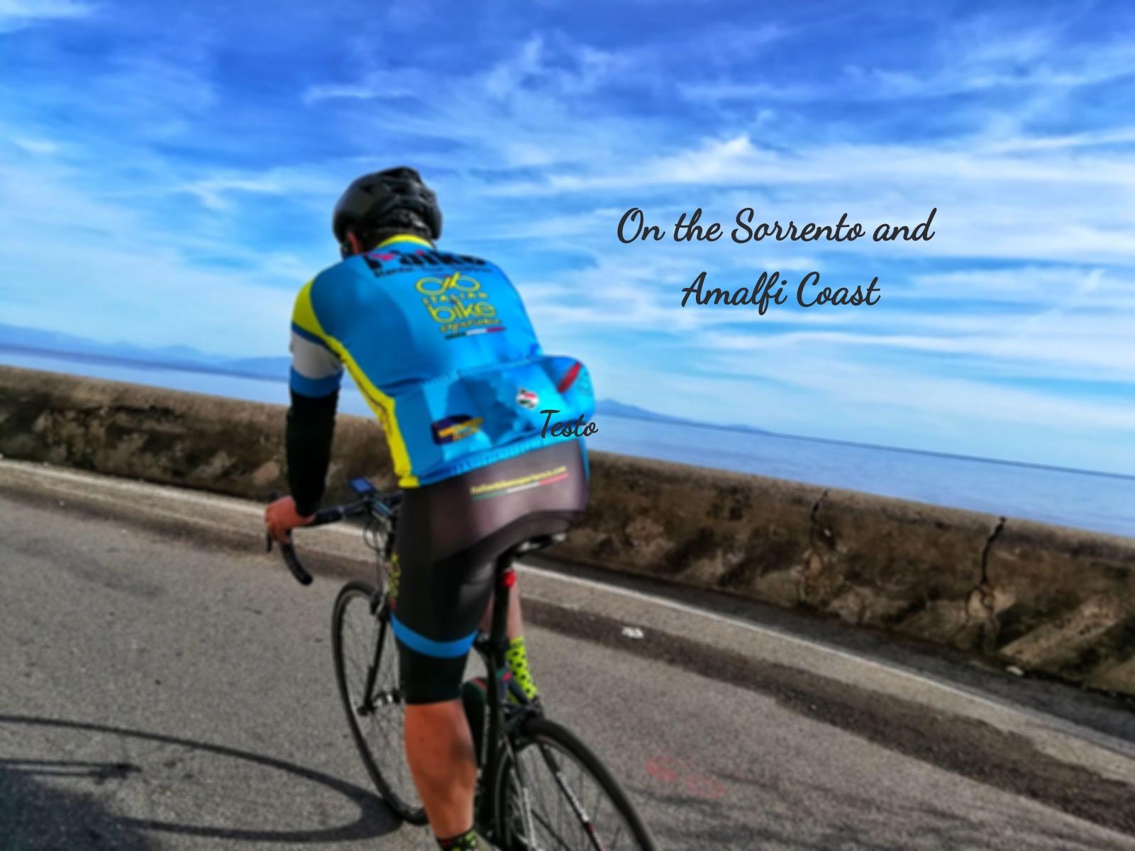 On the Amalfi coast_