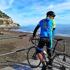Bike tour of the two gulf, Sorrento anf Amalfi, with irentbike.com