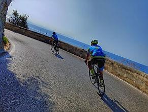Bike tour Ischia in sail boat, by irentbike.com