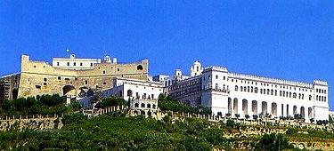 Visita_guidata_castel_sant'Elmo_Certosa_San. Martino, con irentbike.it