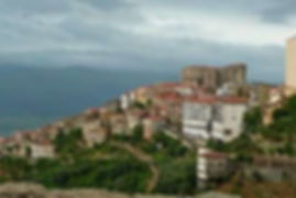 castel san lorenzo la via silente by ire
